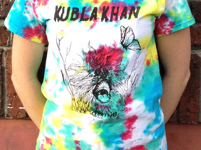 Kubla Khan Fizgig Tie-Dye T-shirt main photo