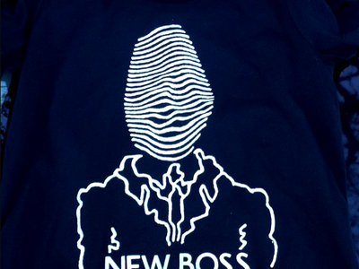 "New Boss ""New Wave"" Tee main photo"