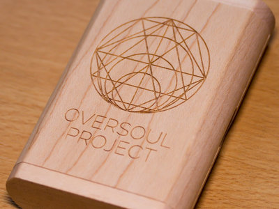 OverSoul Project - Nine Realms - Limited Edition - Laser Engraved - Wooden - USB Stick - 4GB main photo