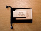 OverSoul Project - Nine Realms - Limited Edition - Laser Engraved - Wooden - USB Stick - 4GB photo
