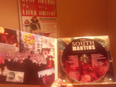 SALE!!! The Southmartins - Live at The Georgian Theatre - CD Album photo