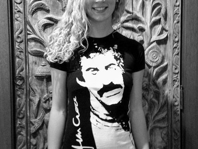 NEW - Women's Jim Croce T-Shirt with Croce's Park West Logo main photo