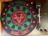 "Vandals 12"" Turntable D.J. Slip Mats: 2 Styles To Choose From! photo"