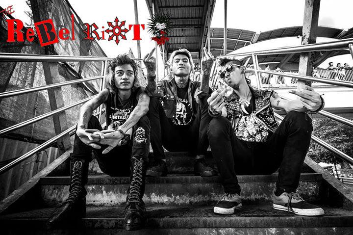 The Rebel Riot Band image