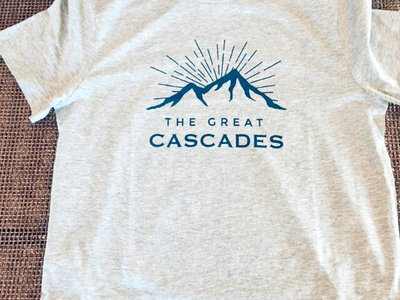 The Great Cascades T-shirt main photo
