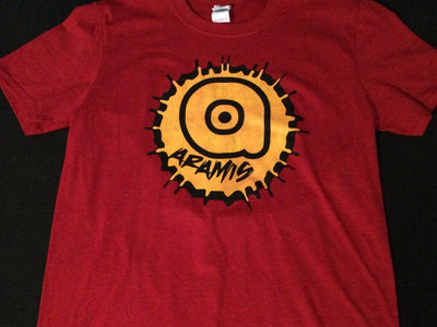 Men's Aramis Logo Tee (Red) main photo