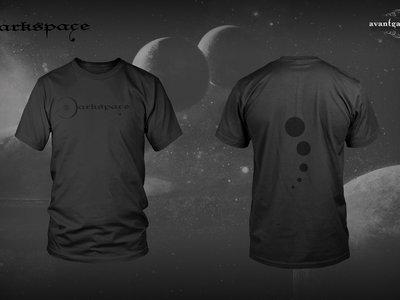 Darkspace 'Dark Space I' LP-design motiv TShirt main photo