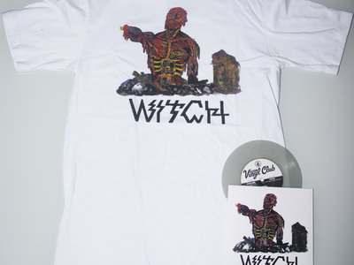 "Witch Tee-shirt / 7"" bundle PRE-ORDER main photo"