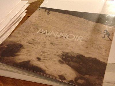 Pain-Noir - album vinyle main photo