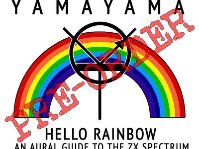 "ALL DONE!!!! (""HELLO RAINBOW"" CD Pre-Order) main photo"