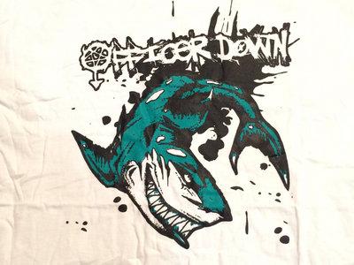 Shark T-Shirt (Green) main photo