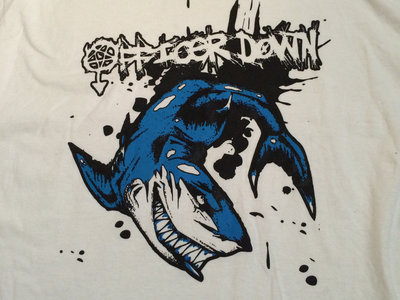 Shark T-Shirt (Blue) main photo