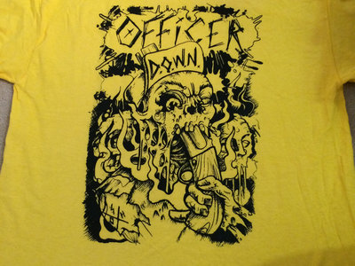 Dead Land Yellow T-Shirt (Large) main photo