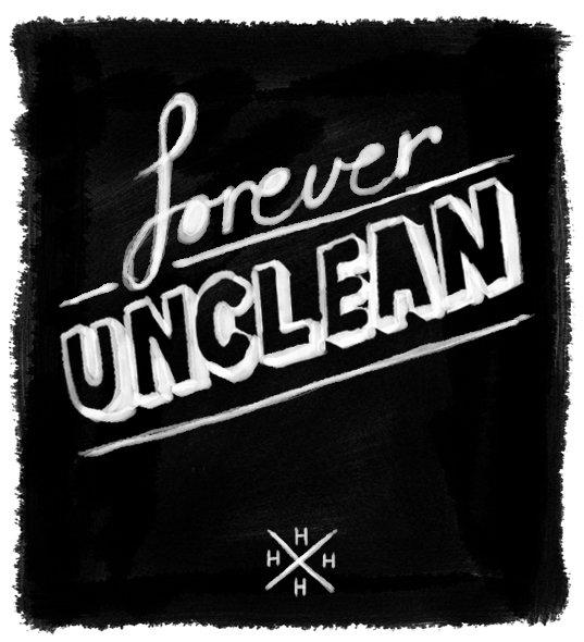 shreds | forever unclean!, Hause deko