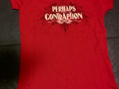 Perhaps Contraption T-Shirt (Female) + Free Download of Mud Belief main photo