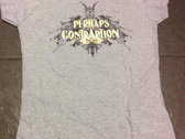 Perhaps Contraption T-Shirt (Female) + Free Download of Mud Belief photo