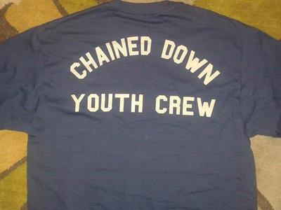 Chained Down Grim Reaper T-Shirt main photo