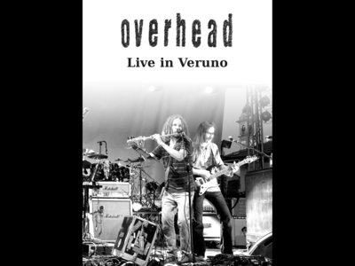 Live in Veruno DVD main photo