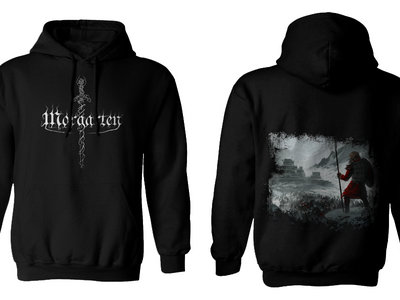 """Risen to Fight"" Hoodie main photo"