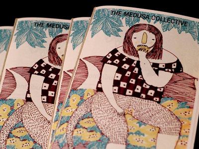The Medusa Collective Zine Issue 1 // Safe Spaces main photo
