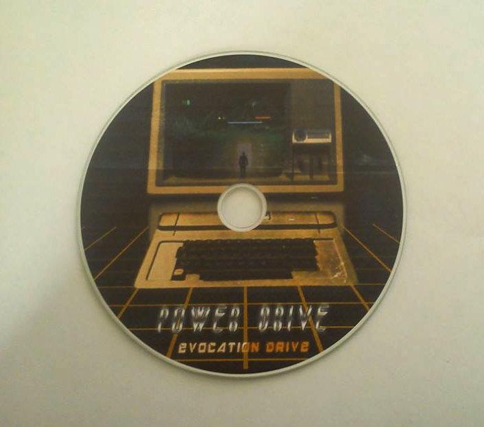 201 Power Drive Evocation Drive Werkstatt Recordings