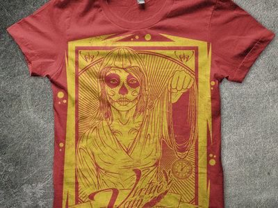 Day Of The Dead T-shirt main photo