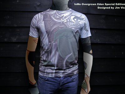 Overgrown Eden Special Edition T-Shirt main photo