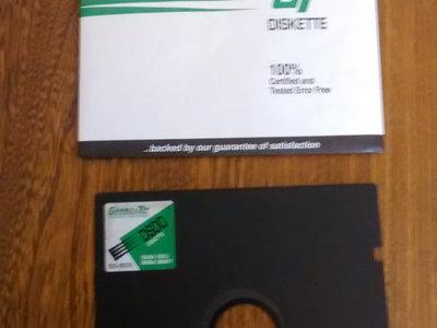 Large Floppy Disc main photo