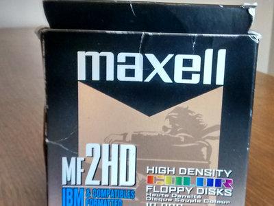 Small Floppy Disc main photo