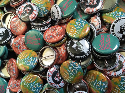 """1"""" Pinback Buttons (5-Pack) main photo"""