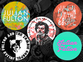 """1"""" Pinback Buttons (5-Pack) photo"""