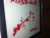 "Noistruct ""Pathology"" Album Cover Artwork Auction photo"