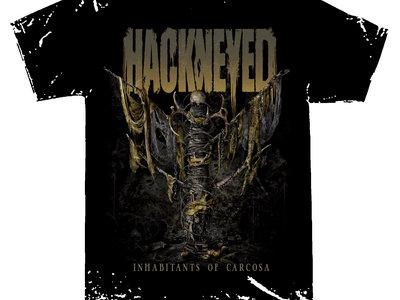 T-Shirt - Inhabitants Of Carcosa - Album Cover main photo