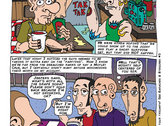 Comic Book: Earaches & Eyesores #5 photo