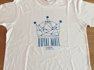 Camiseta de Royal Mail (chico) main photo