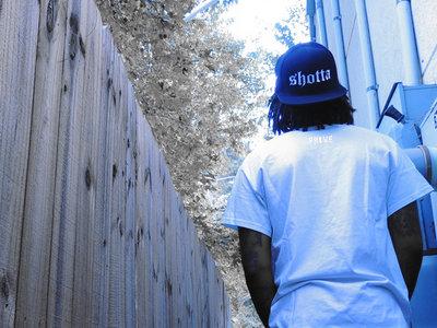 ✖ Privé Apparel ✖ #Shotta snapback noir main photo