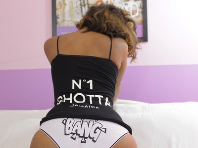 ✖ Privé Apparel ✖ No1 #Shotta Maxi Noir main photo