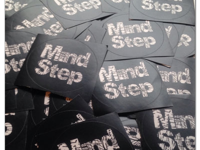 MindStep Stickers (Circle) main photo