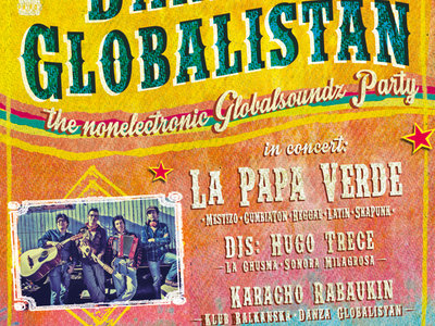 La Papa Verde @ Danza Gloabalistan main photo