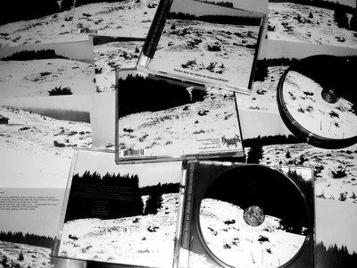 """""""Sterben unter der Blässe der Unvermeidlichkeit"""" CD main photo"""