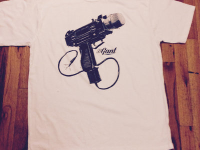 El Gant Uzi-Mic Shirt with Spray Music EP Download main photo