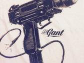 El Gant Uzi-Mic Shirt with Spray Music EP Download photo
