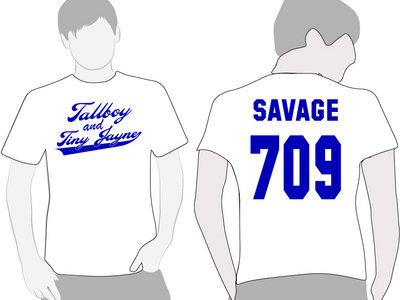 """TBTJ Savage """"709"""" T-shirt main photo"""