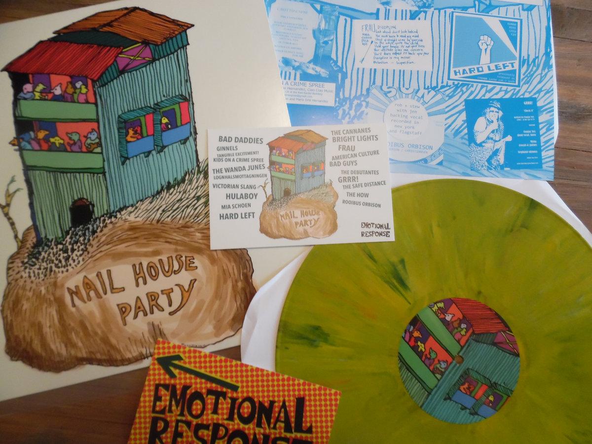 NAIL HOUSE PARTY | Emotional Response