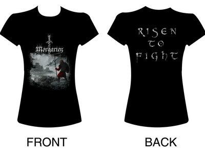 Morgarten - Women T-Shirt - Risen to Fight main photo