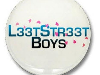 "LeetStreet Boys 1"" button main photo"