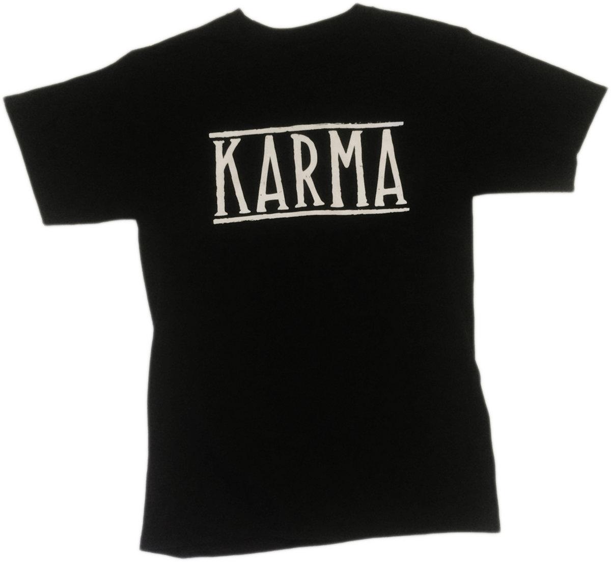 T shirt design reno nv - Karma T Shirt Design Main Photo