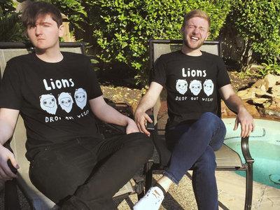 Lions T-shirt main photo