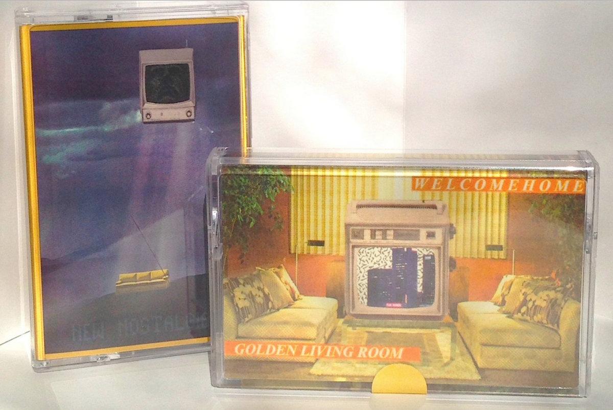 WELCOME HOME Dream Catalogue - Golden living room