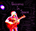 Unicorns In Space image
